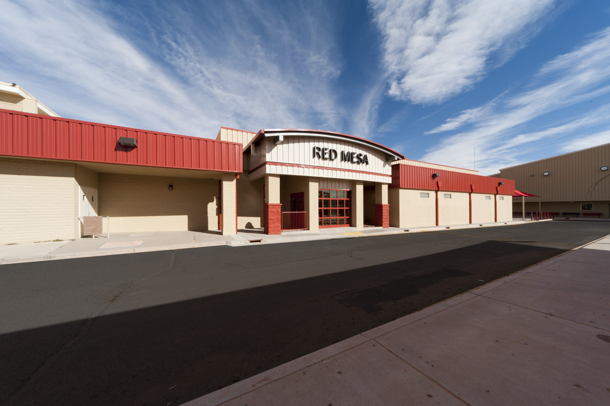 Red Mesa USD Cafeteria Addition