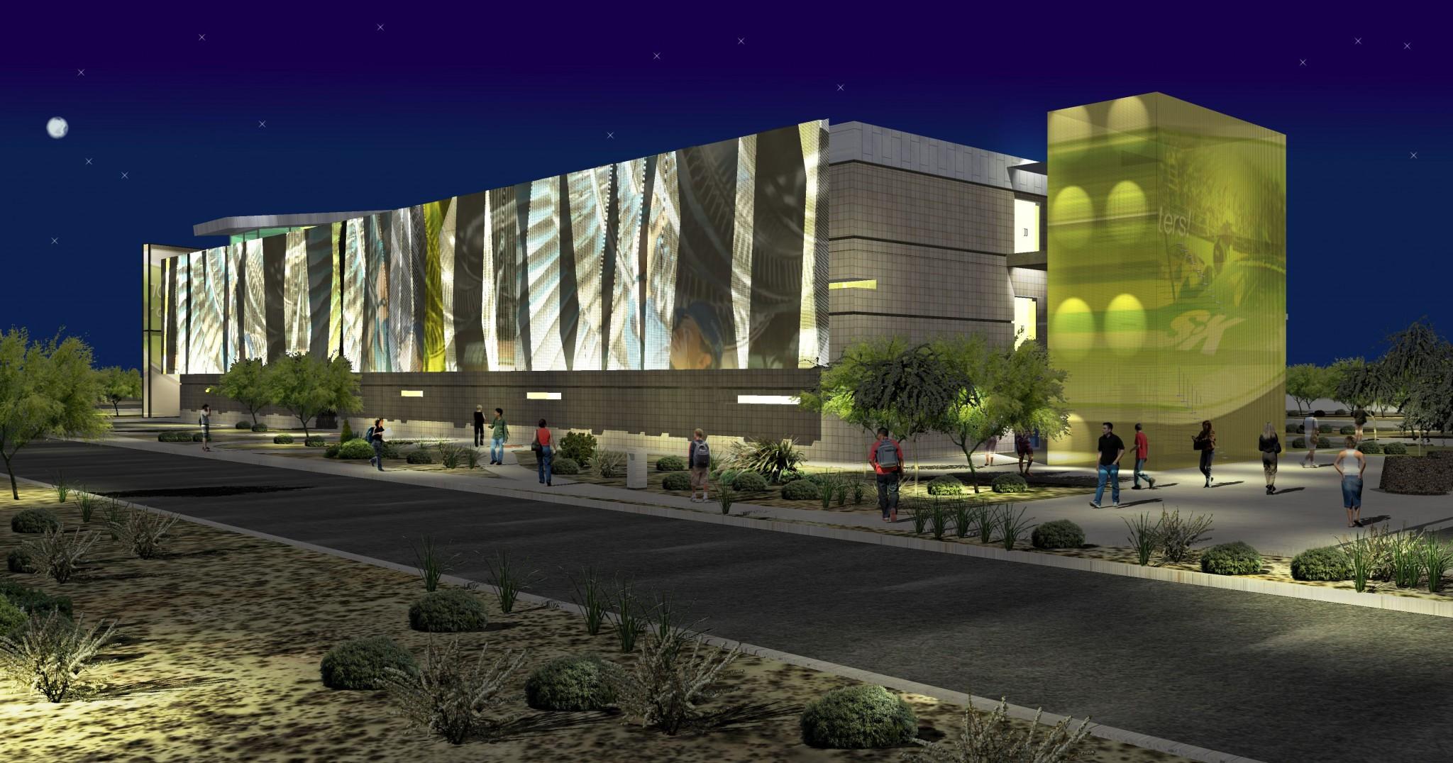 EVIT Vocational Building